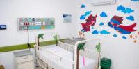 clinica san martin barranquilla habitacion pediatria
